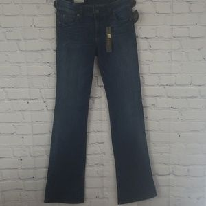 KUT from the kloth high rise boot cut jeans